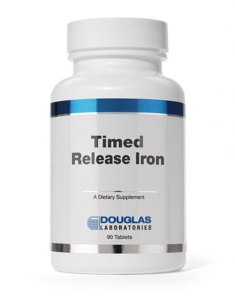 Time Released Iron at Natural Wellness Corner Concord NH